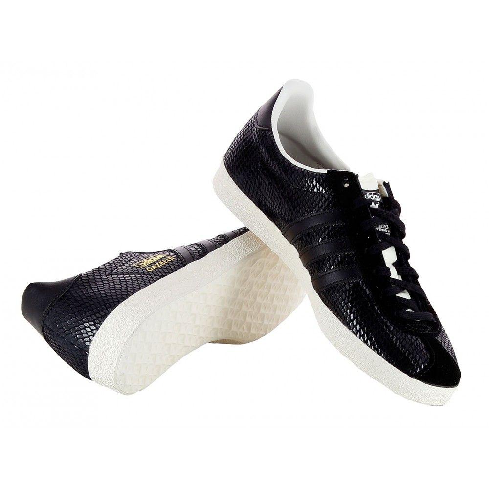 adidas originals gazelle og w noir