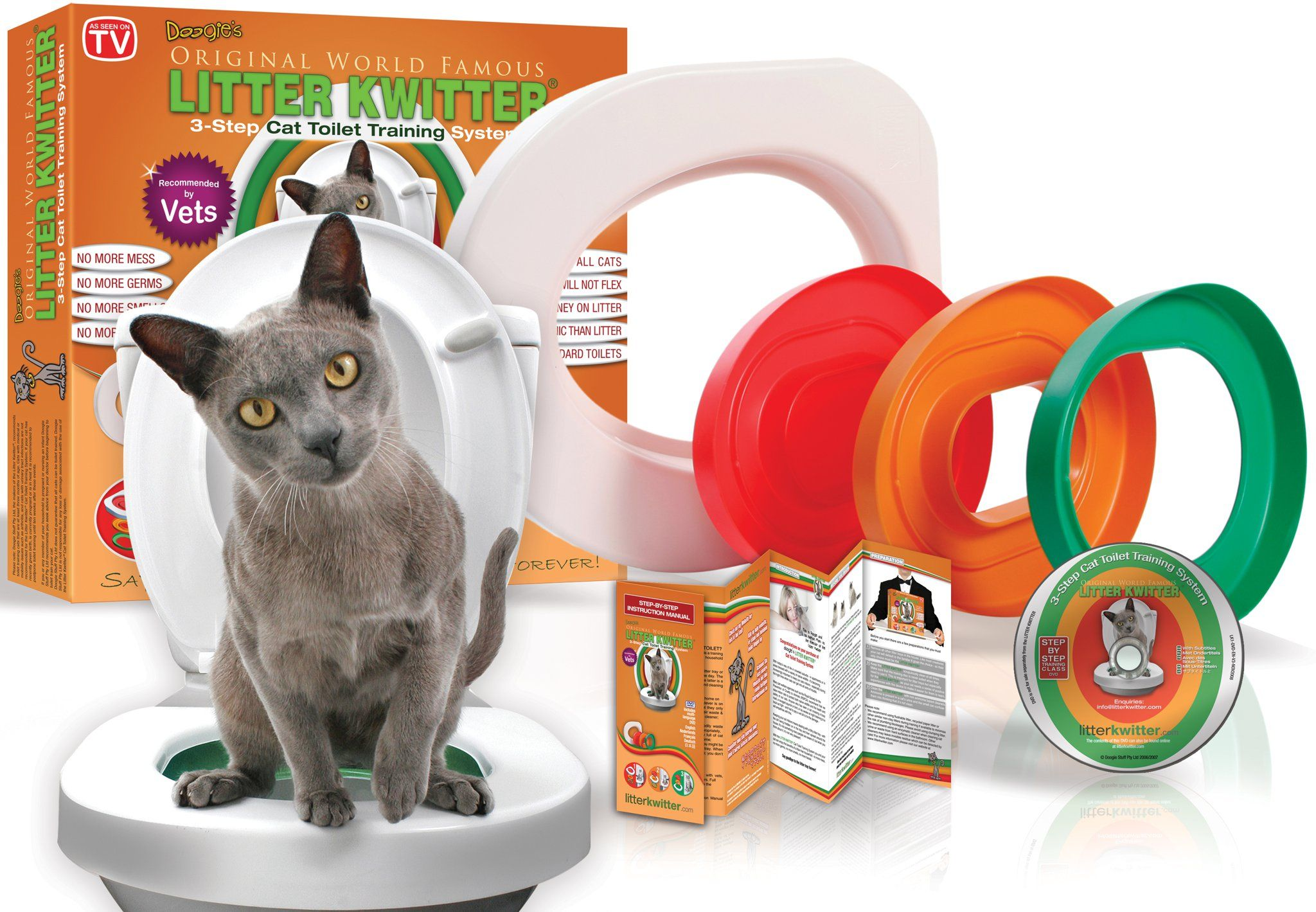 How I Trained My Cat To Use The Toilet In 4 Months Cat Toilet Training Cat Care Cat Training