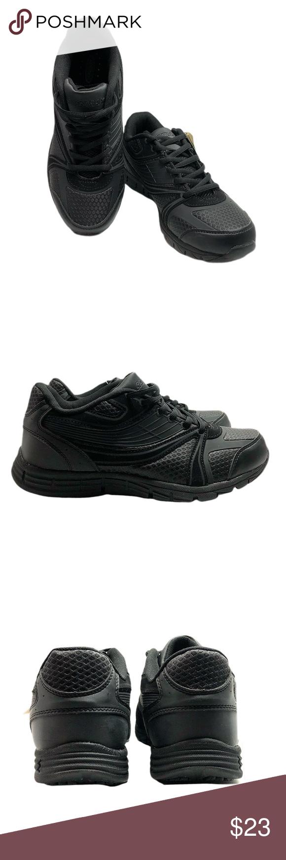 Safetrax Non-Slip Work Shoe Sneaker