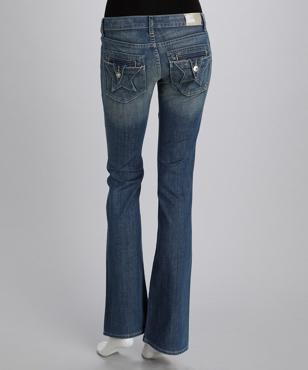 Jeans with star pockets!