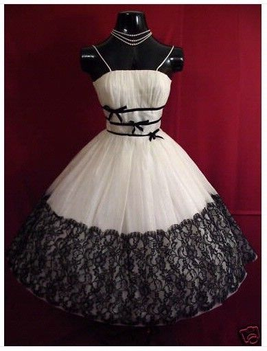 78  images about 50s dresses on Pinterest - Birthday party dresses ...