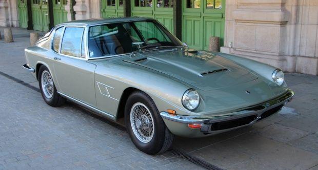 1966 Maserati Mistral - 3700 COUPE   Classic Driver Market   Maserati, Maserati car, Coupe