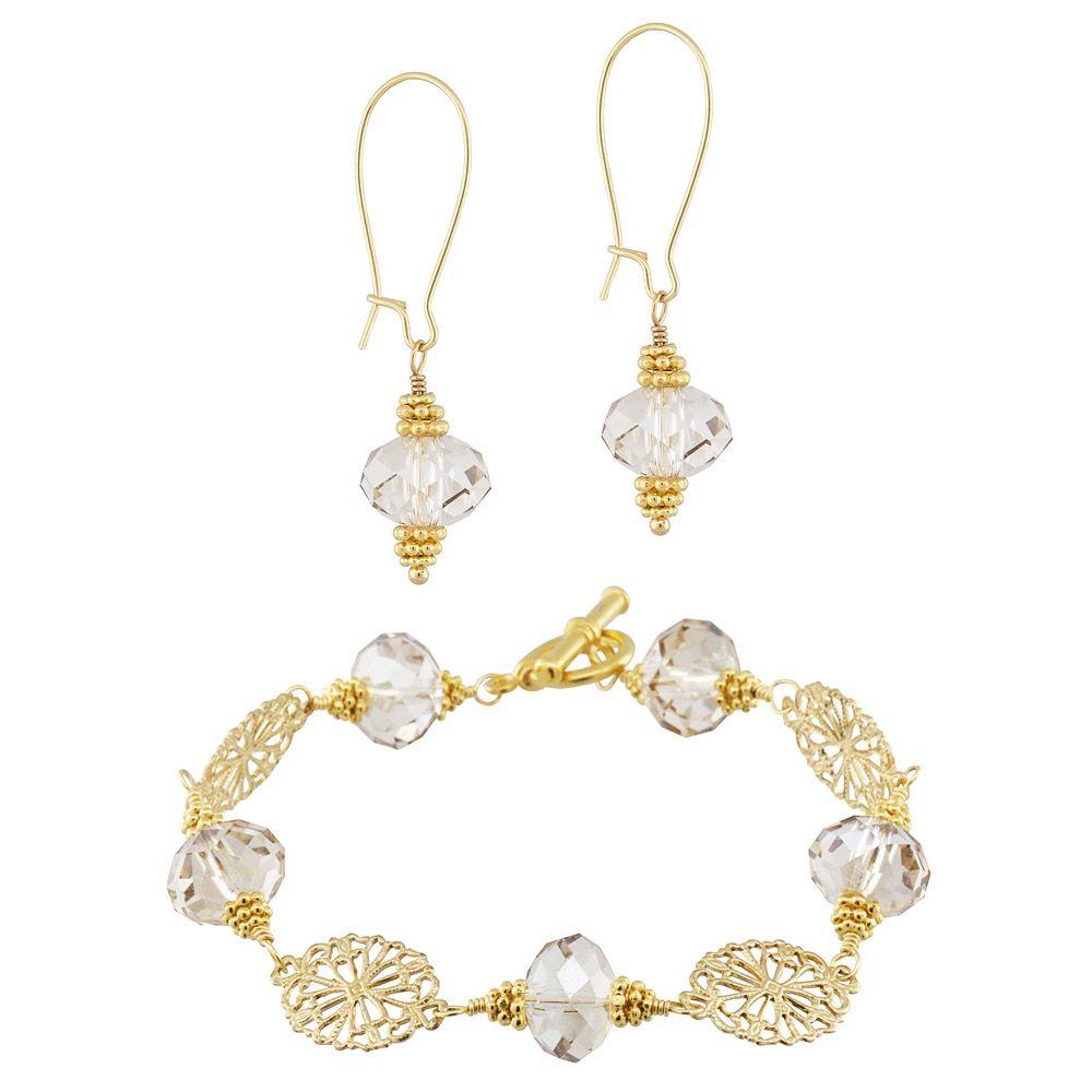 Sweet as Honey Bracelet | Fusion Beads Inspiration Gallery