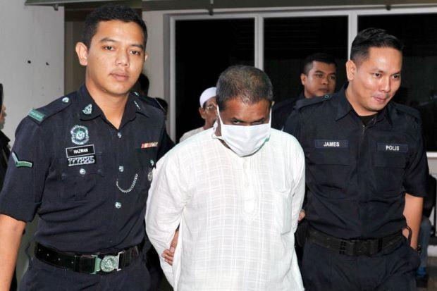 Pak Gad Beri 3 Beranak Minum Racun Sampai Mati Dihukum Gantung
