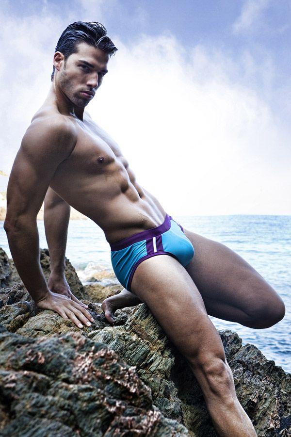 79a5e26e1f Pin by Hugh Jardon on Trunks   Pinterest   Swimwear, Underwear and Sexy men