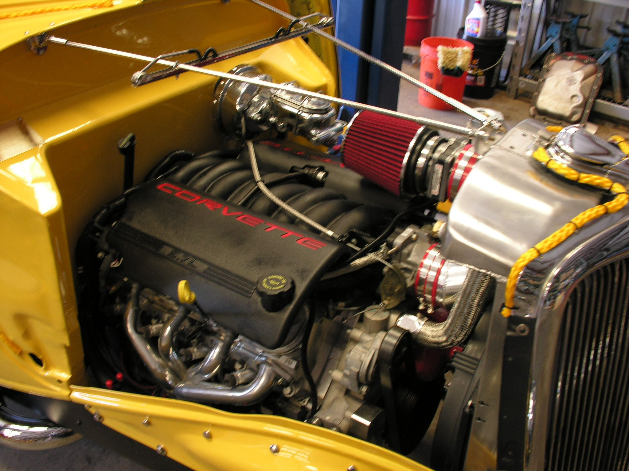 Southern Performance System Spsengines Turnkey Engine Packages Ford Roadster Roadsters Engineering