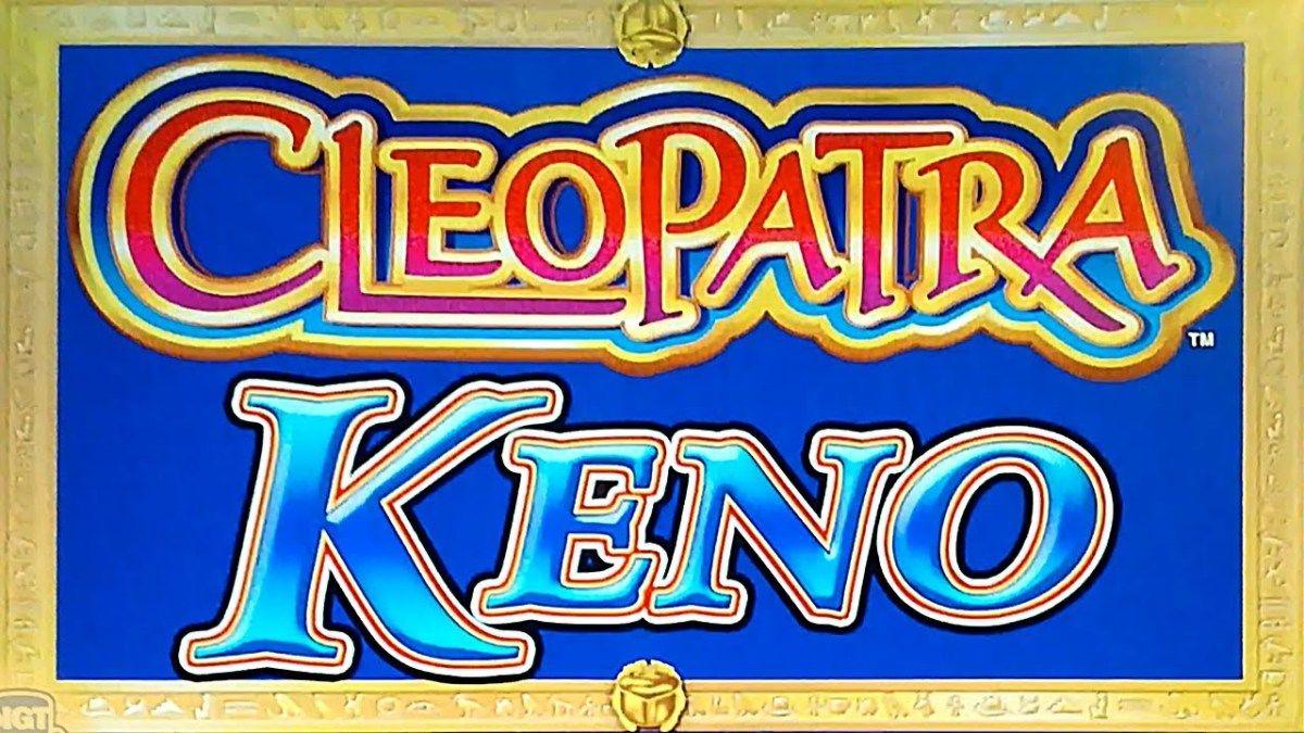 Cleopatra Keno I HIT MY NUMBERS BIG WIN BONUS! Keno