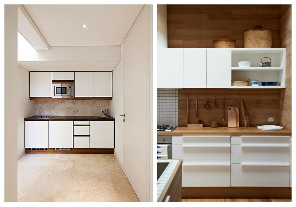 cocina-madera-encimera | Cocinas y baños | Pinterest | Muebles de ...