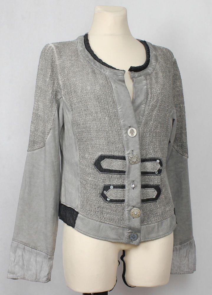 ELISA CAVALETTI Jacke mit Wolle S