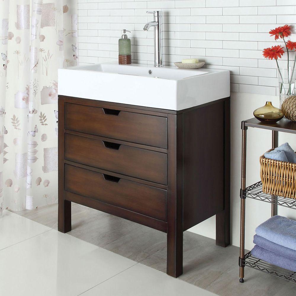 20 Clever Basement Storage Ideas: 20 Clever Pedestal Sink Storage Design Ideas