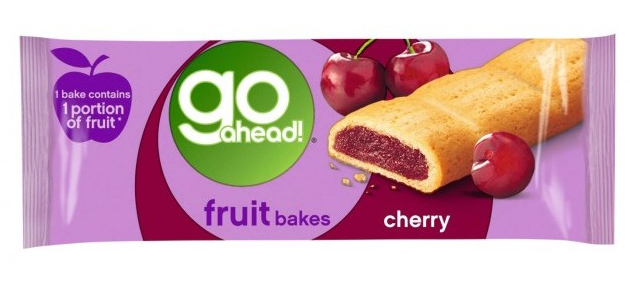 Go Ahead! unveils new look. #packaging