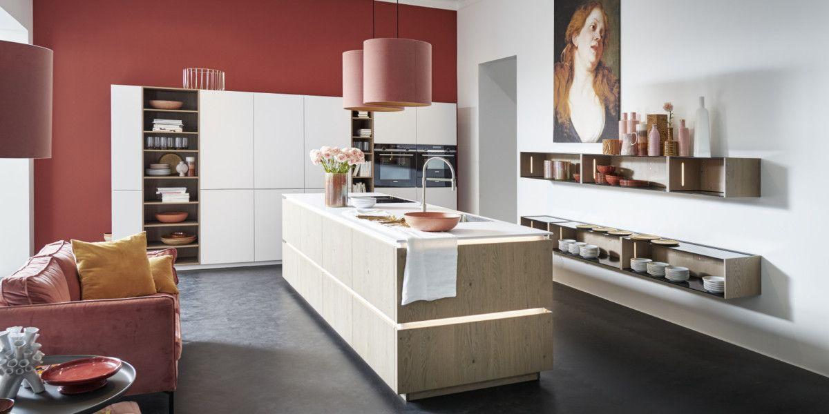 Как по нотам кухни с Bluetooth-системой Kitchen Pinterest - Nolte Küchen Fronten Farben