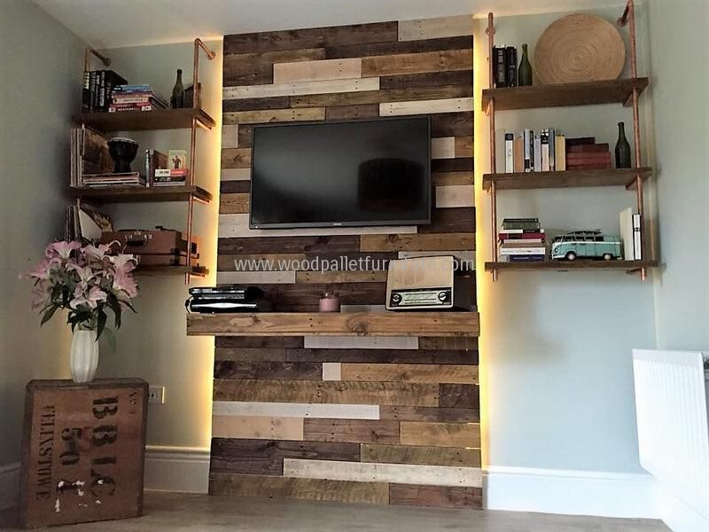 Some Different Ideas with Used Pallets | Pallet ...