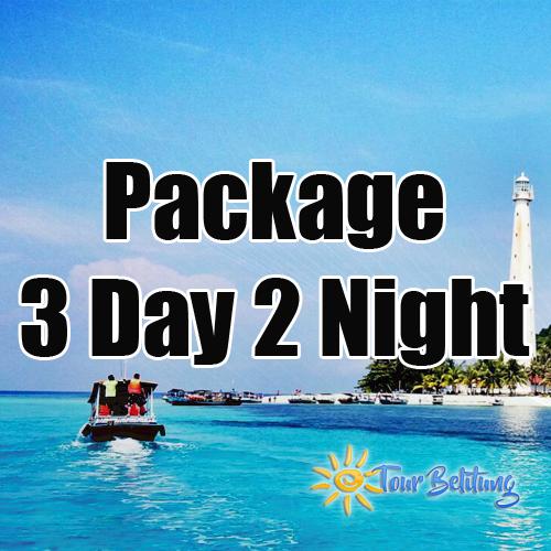 Paket Tour Belitung 2d1n City Tour Tour Belitung