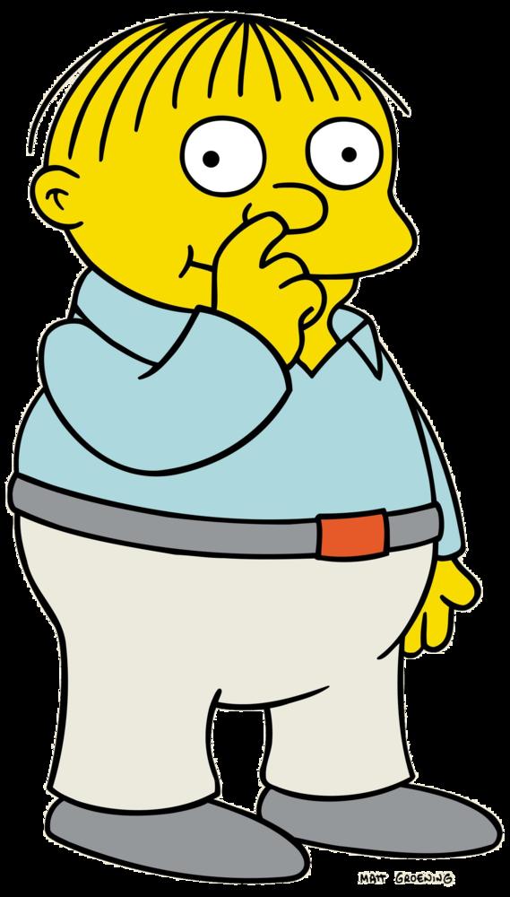 Ralph Wiggum Simpson Wiki En Español Fandom Powered By Wikia Dibujos De Los Simpson Personajes De Los Simpsons Imagenes De Homero