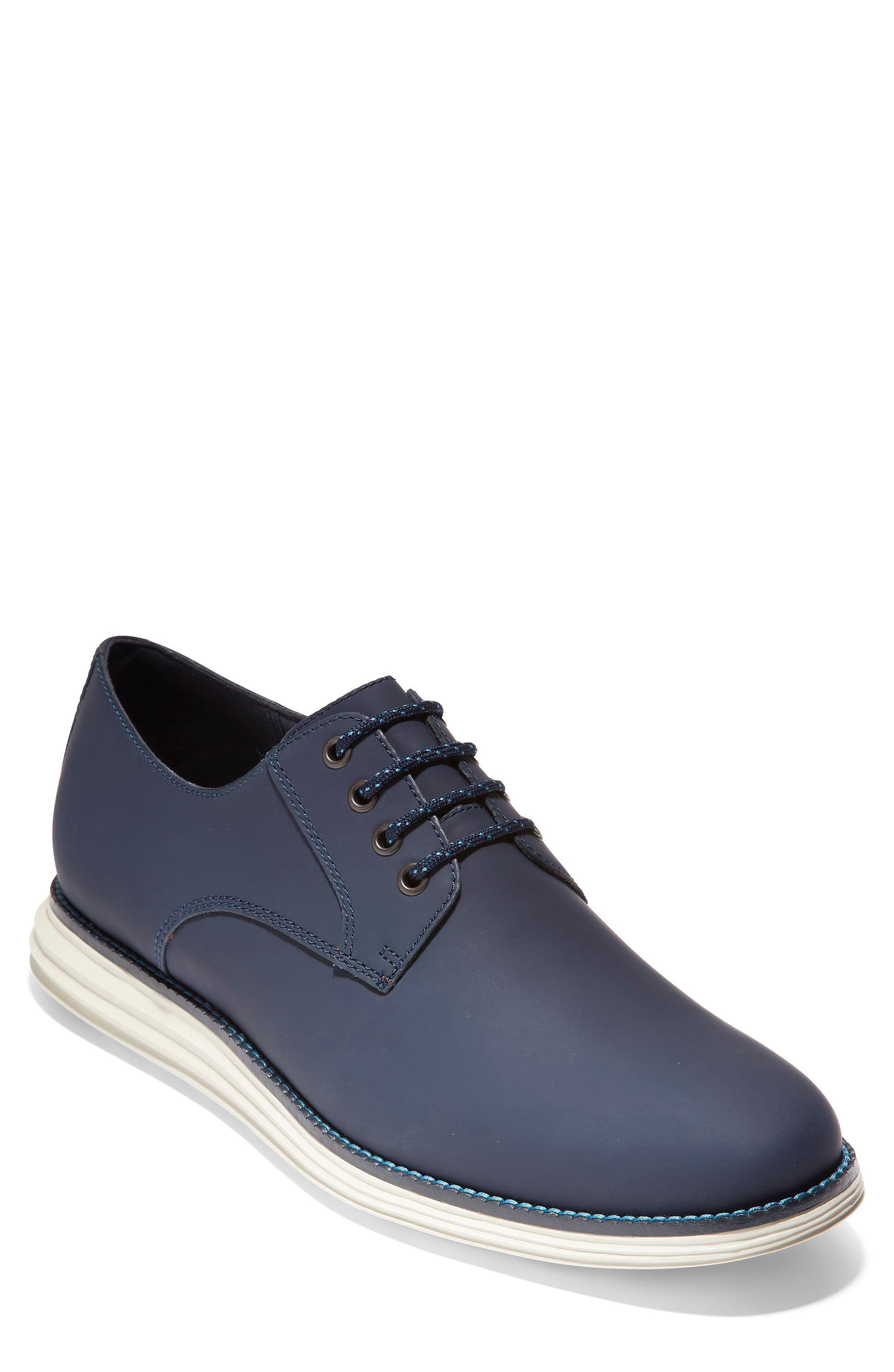 fb02dacdb4 Cole Haan Original Grand Plain Toe Derby in 2019 | Products | Cole ...