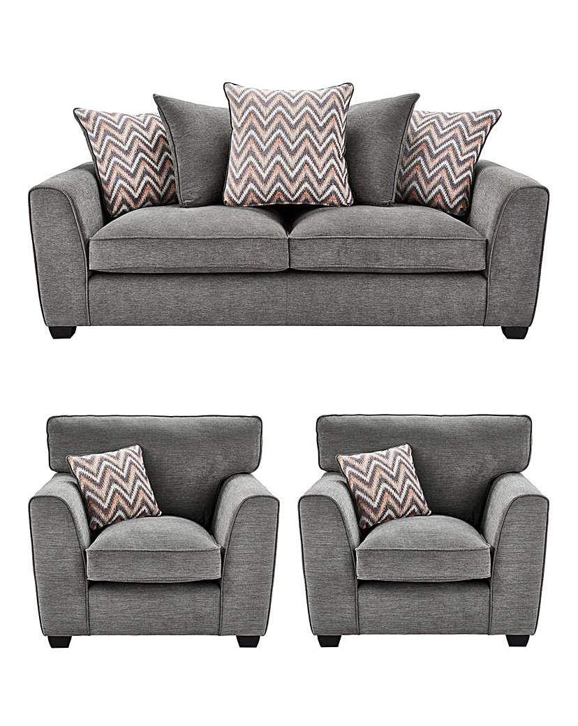 Enjoyable Zara 3 Seater Sofa Plus 2 Chairs Products In 2019 2 Spiritservingveterans Wood Chair Design Ideas Spiritservingveteransorg
