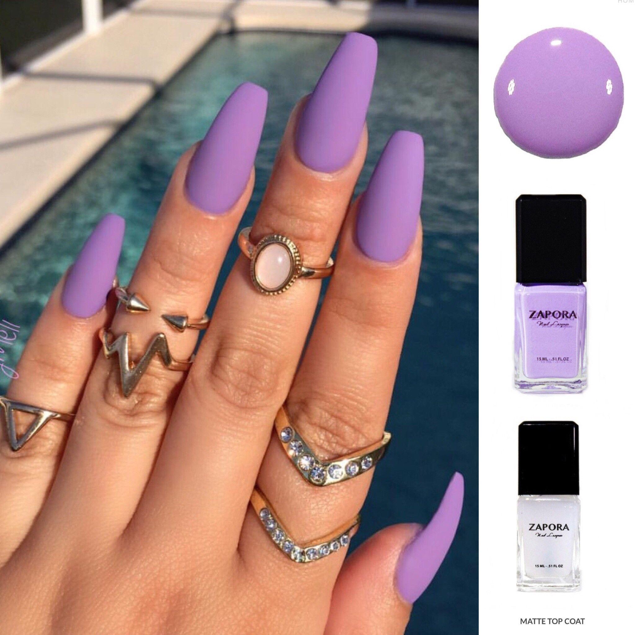 UNICORN – ZAPORA Nail Lacquer - Nails | Pinterest - Nagel