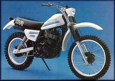 ed6fb6bc57484b479f89118aeb79bbce pin by piotr grzesiuk on suzuki dr500 pinterest 1980 suzuki dr400 wiring diagram at gsmx.co