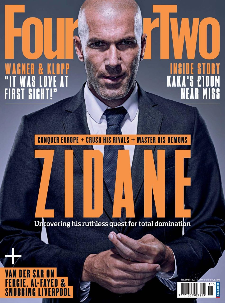 Buy subscriptions and issues of Four Four Two November