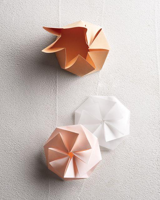 Photo of Octagonal Origami Envelopes