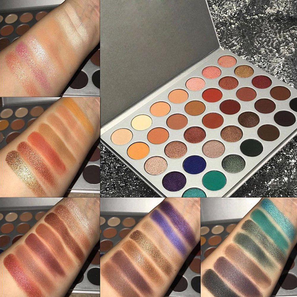 Best Deal New Cosmetic Matte Eyeshadow Powder Makeup