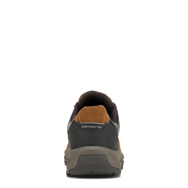 Caterpillar Men's Resolve Medium/Wide Slip Resistant Work Shoe Boots (Brown)