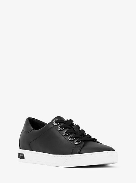 Halle Leather Sneaker