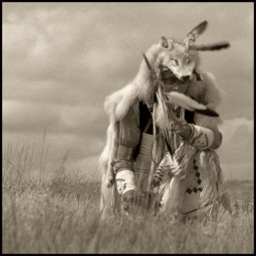 DAVID MICHAEL KENNEDY - Lakota Wolf Dancer