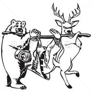 Deer Hunter Clip Art - Bing Images | Deer hunters | Deer ...