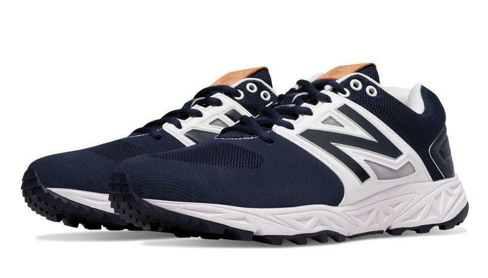 7612e692e65 New Balance Men s  T3000v3 Trainer Turf Baseball Navy Shoes Size 11 NEW   NewBalance  BaseballShoes  trainershoes  turfshoes