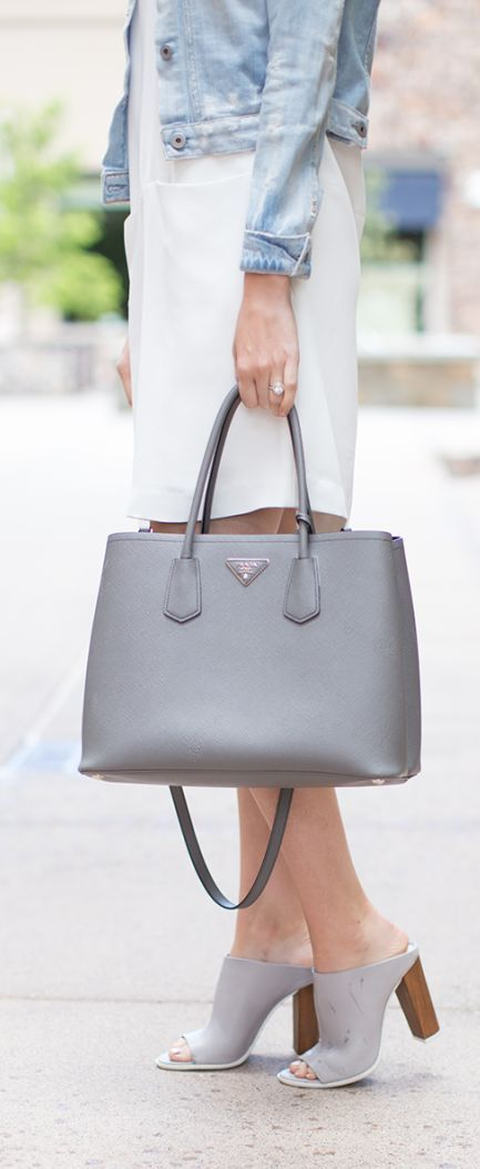 8a1970a2e835b2 Prada Saffiano Lux Medium Double-Zip Tote Bag @majordor.com |  www.majordor.com | #ladieshandbags #luxuryhandbags #pradahandbags  #pradapurses #ladiespurses # ...