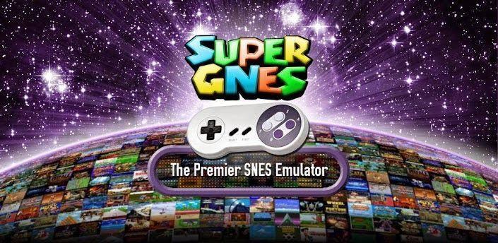 Supergnes Snes Emulator V1 5 1 Apk For Android Android Apps