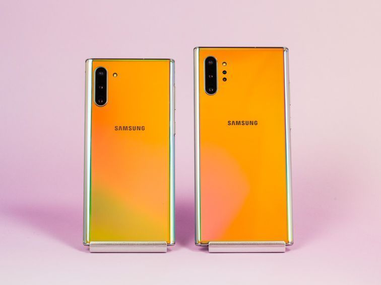 Galaxy Note 10's biggest bet is going smaller