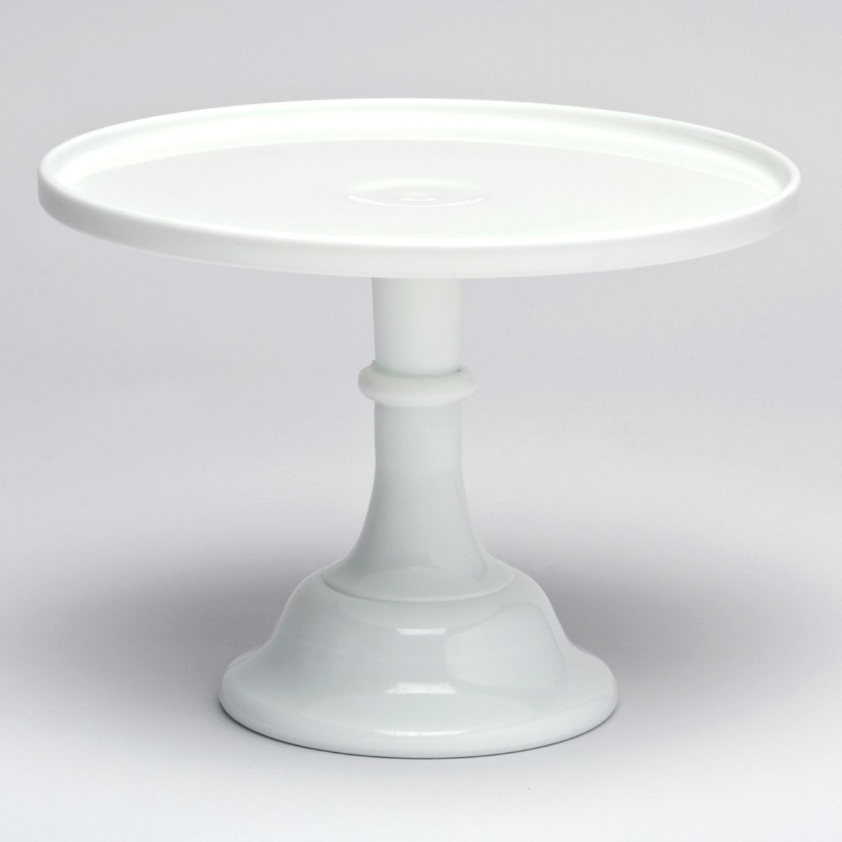milk cake love it glass stands pin pink pedestal stand