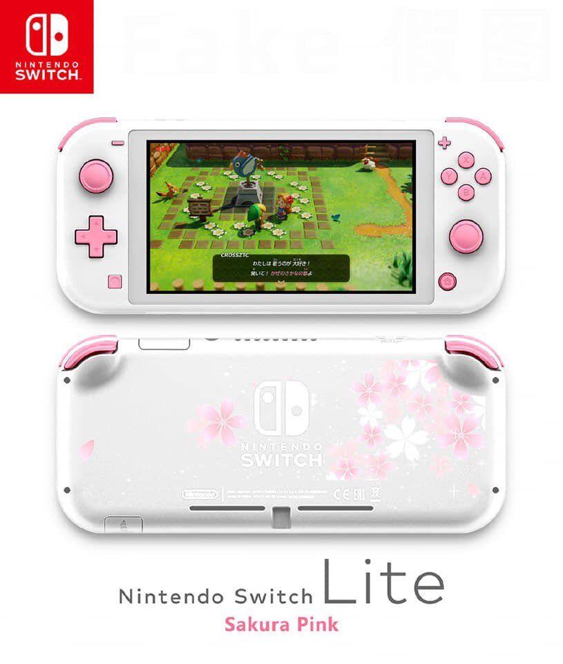 An Imaginary Switch Lite Design Nintendo Switch Accessories