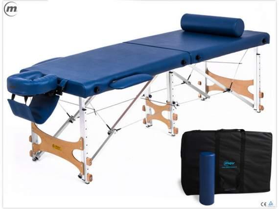 Stol Do Masazu Pro Master Alu Ultra Master Furniture Sun Lounger