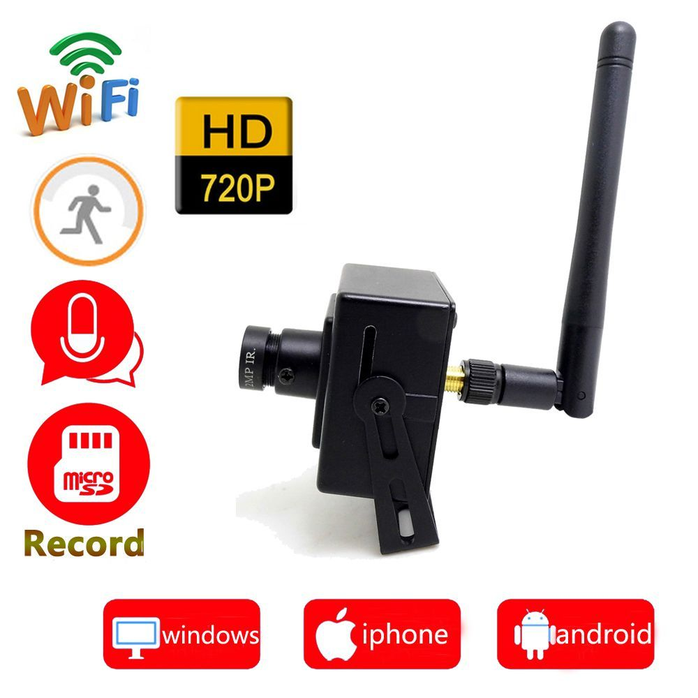 P HD ip camera wifi mini wireless security monitoring cctv wifi