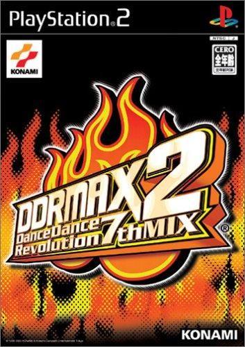 DDRMAX2 Dance Dance Revolution 7th Mix [Japan Import]   Dance Dance
