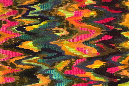 Kristin Reger: Dublab Patterns