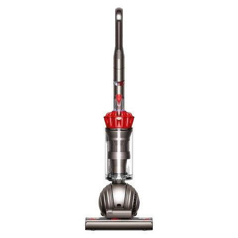 Dyson Dc40 Origin Upright Red Upright Vacuums Cool Things To Buy Dyson