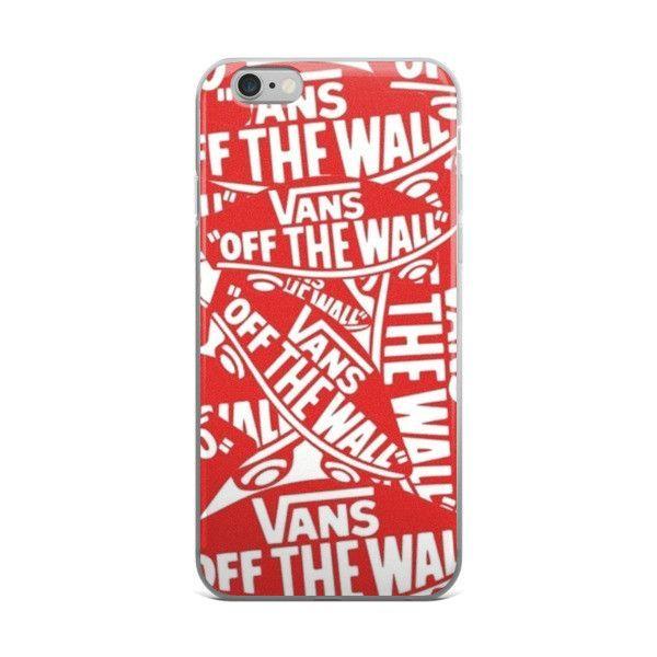 Vans Off The Wall Iphone 6 6s 6 Plus 6s Plus Case Jakkoutthebxx Iphone 6 6s 6 Plus Phone Case Skin 1 Shop Iphone Cases Iphone Cases Case
