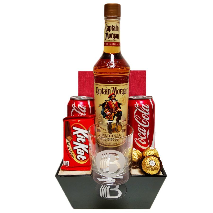 Rum And Coke Gift For Guys Xmas Ideas Alcohol Gifts