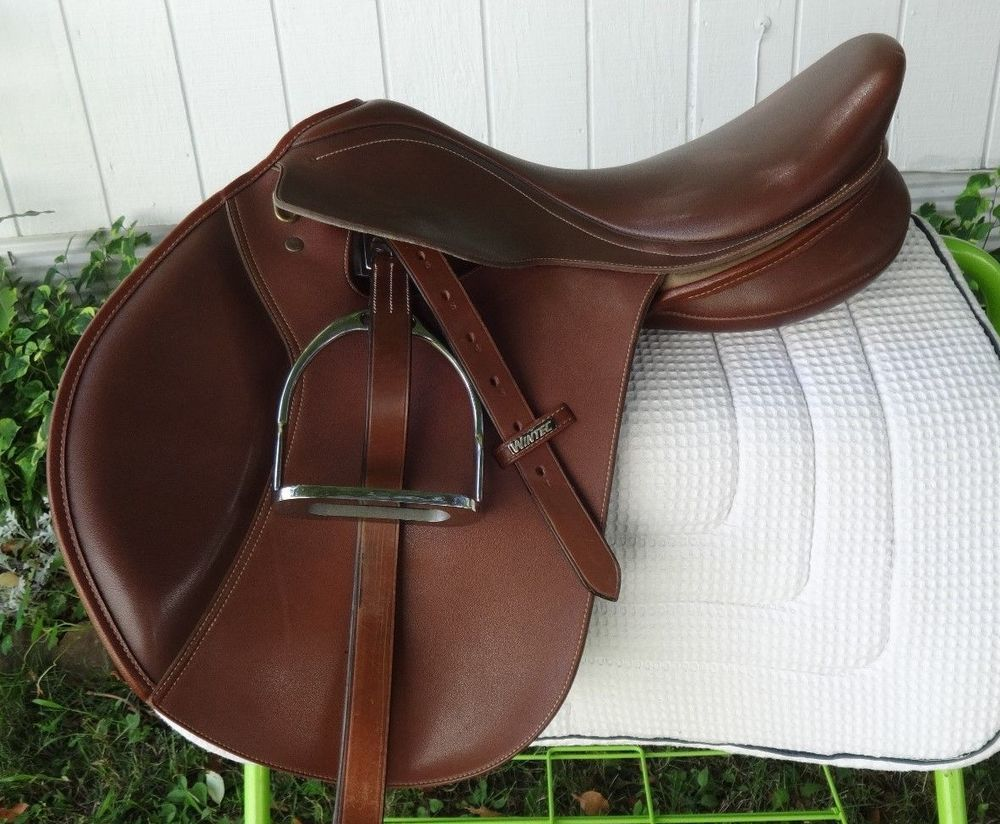 BATES WINTEC English Show Saddle- 16 5