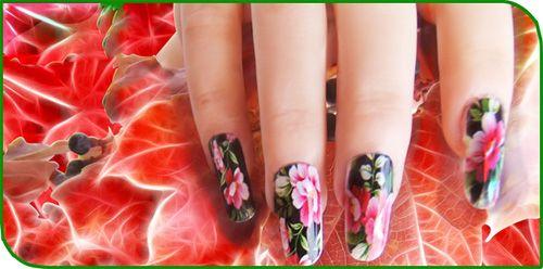 Digital Nail Art Httpnailartistrynail Art4092 Nails