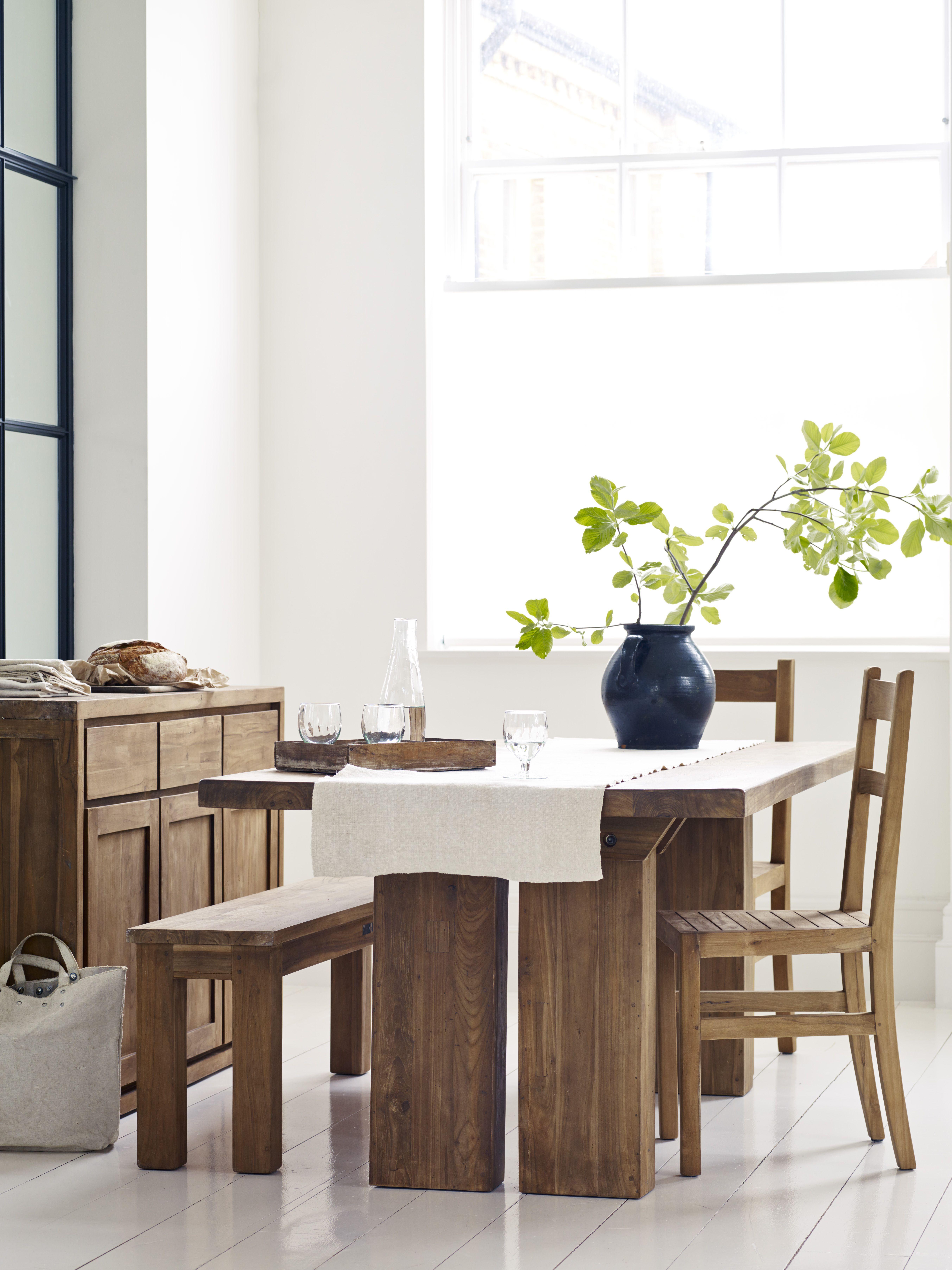 Tamara Dining Table Handmade In Indonesiaraft Httpwww Custom Dining Room Ideas Uk Inspiration Design