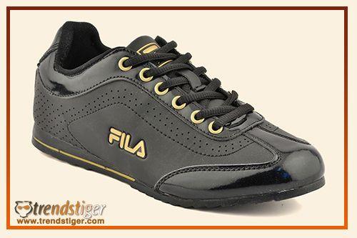 The classy yet stylish appeal of Fila Classic shine.