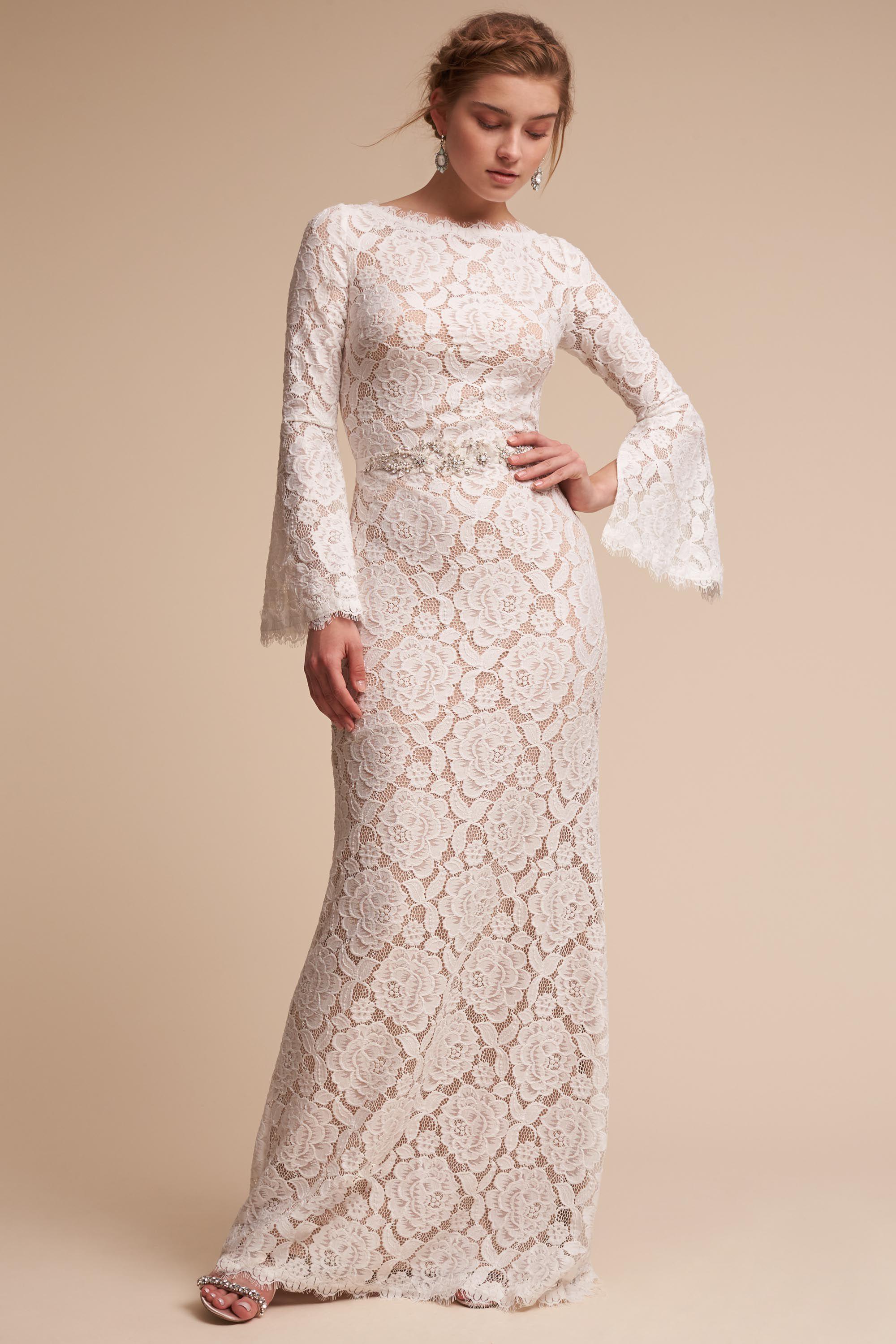 Foster Dress from  BHLDN Boho Morsian 72e449da8e