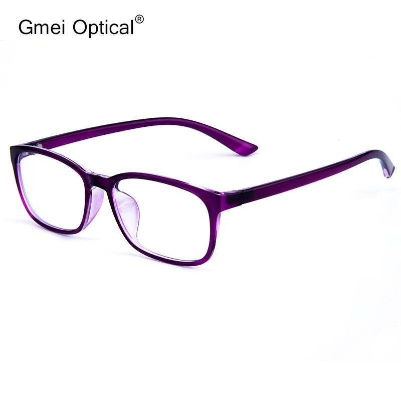 Five Colors Ultralight Square Small Face Glasses Frame TR90 Men and ...