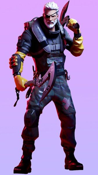 Fortnite Chapter 2 Turk Vs Riptide Season 1 Battle Pass Skin Outfit 4k Hd Mobile Smartphone And Pc Desktop Character Design Male Gaming Wallpapers Fortnite